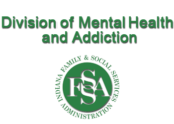 Department of Mental Health and Addiction Logo DMHA